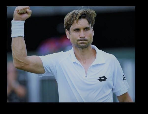 David Ferrer y su mejor tenis enWimbledon